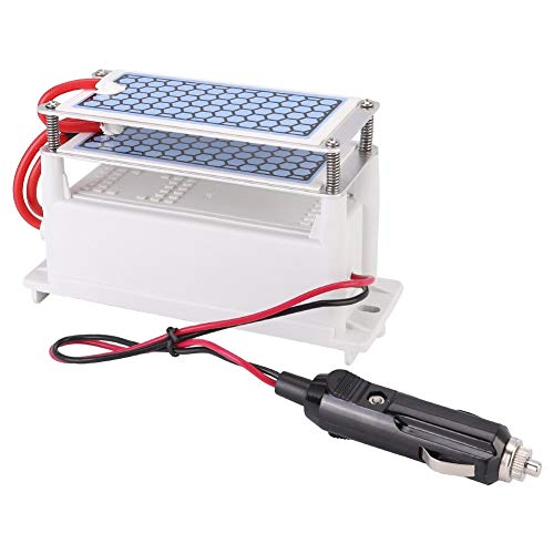 Eastbuy Generador ozono - DC12V 10g / h Máquina desinfección