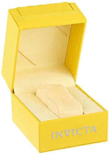Invicta Herren Analog Quartz Uhr mit Edelstahl Armband 8932 - 4