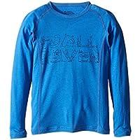 Fjällräven Niños Kids Trail Top LS Camiseta Manga Larga Camiseta Unterziehshirt, infantil, color Azules De La Onu, tamaño 110