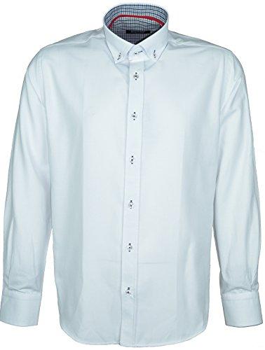 Dontali -  Camicia Casual  - Uomo White
