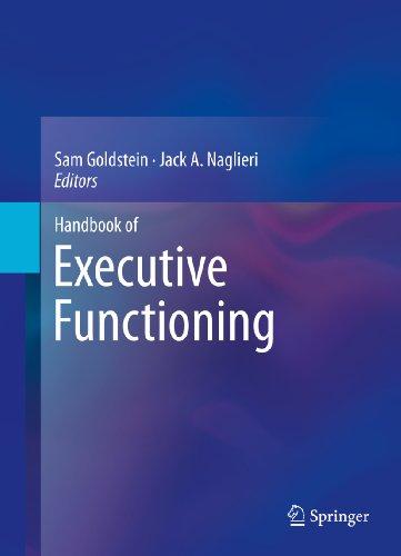 Handbook of Executive Functioning (English Edition)