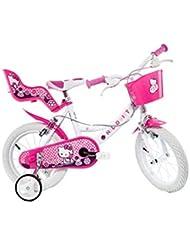 Dino Bikes 144r-hk 35,6cm Hello Kitty Fahrrad
