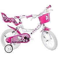 Bicicletta Bambina Hello Kitty 14pollici