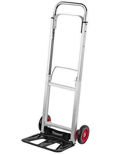 Meister Sackkarre 90 kg, Aluminium, klappbar, 8985550