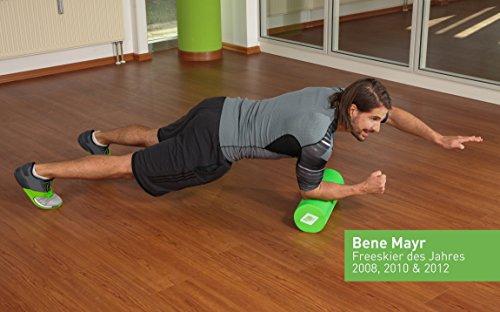 Schildkröt Fitness SPOT-MASSAGE-ROLL, (green), 960034 - 5
