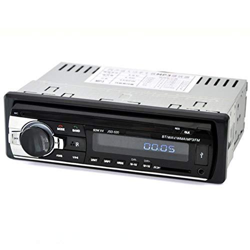 Inicio 1DIN In-Dash Autoradio Stereo Fernbedienung Digital Bluetooth Audio Musik Stereo 12V Autoradio USB / SD / AUX-IN Wireless Mp3 Player