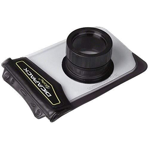DiCAPac WP-570 cassa della macchina fotografica impermeabile per Canon G7 / G9 / G10 / G15 e Powershot SX280HS, Panasonic DMC TZ 31 etc