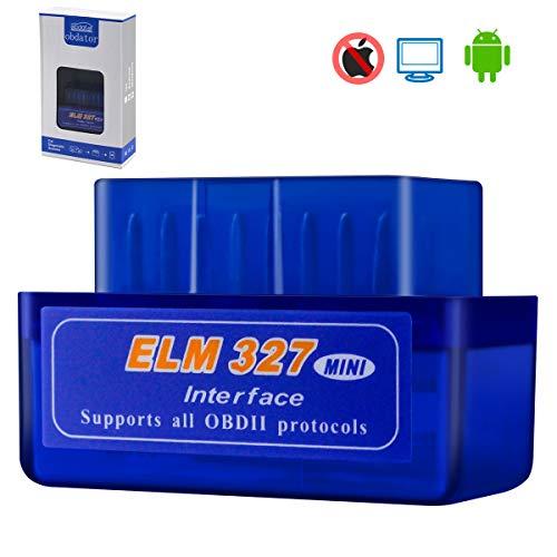 th OBD2Scanner ELM327Auto OBD OBDII Code Leser, Auto-Motor-Diagnose-Scan-Werkzeug für Android PC ()