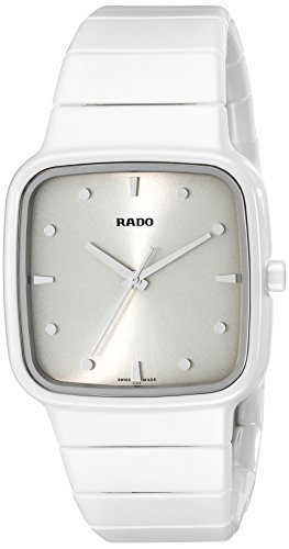 Rado Women's R28382352 R5.5 White Ceramic Watch by Rado
