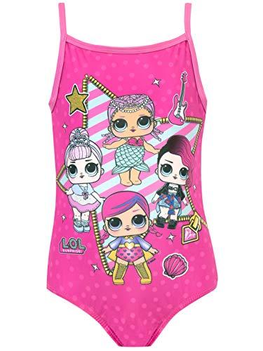 Lol Surprise Bañador Niña Dolls Rosa 4-5 Años