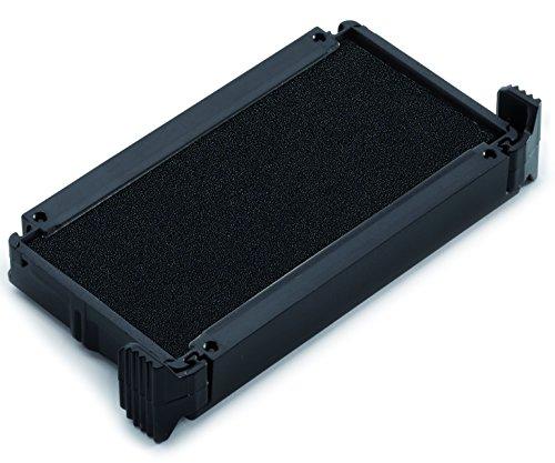 Trodat Sign Diffusion - 3 cuscinetti di ricambio per timbri autoinchiostranti 6B/4911, colore: Nero