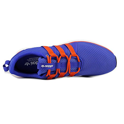 41Qfrtv URL. SS500  - Adidas Originals Sl Loop Racer Lace Up Shoe,black/grey/grey,7 M Us