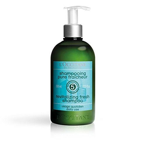 L'OCCITANE - Aromachologie Revitalisierende Frische Shampoo - 500 ml (Shampoo En Loccitane Provence)