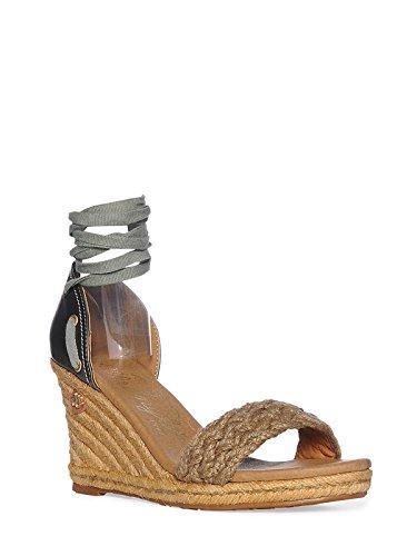 Wrangler footwear wedges femme PEWTER