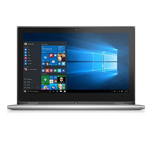 2016 Newest Dell Inspiron 13 7000 Series 13.3-inch IPS Touchscreen Flagship Premium Laptop, Intel Core i5-6200U, 4GB, 500GB HDD, HDMI, Win 10- Silver 41QfvMBIZ7L