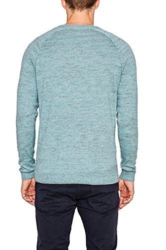 ESPRIT Herren Pullover Blau (Grey Blue 420)