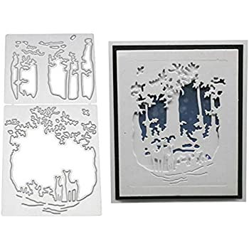 clock metal cutting dies stencil scrapboking paper card album photo craft M/&C