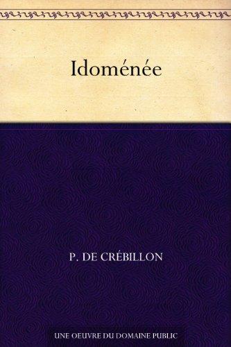Idoménée par P. de Crébillon