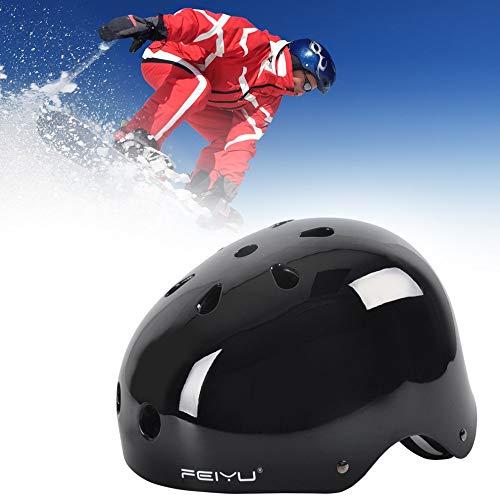 Feiyu 101sci equitazione pattinaggio casco protettivo esterno della resistenza agli urti