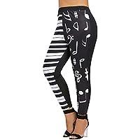 Pantalones Leggings Vestir Deportivos Yoga para Mujer Otoño Invierno 2018 PAOLIAN Pantalones Running Fitness Moda Cintura Alta Jogger de Chandal Pantalones Tallas Grandes Elástica Raya Señora