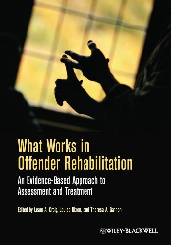 What Works in Offender Rehabilitation: An Evidence-Based Approach to Assessment and Treatment (English Edition)