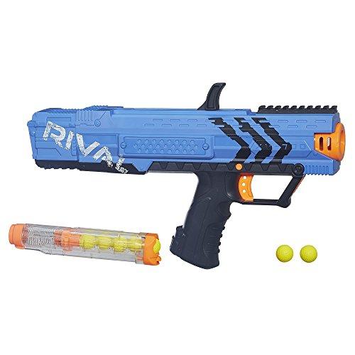 Nerf Pistola de Bolas Rival Apollo XV-700, Color Azul