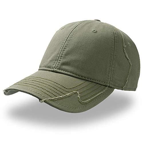 787ac26abd263 Atlantis Unisex Men   Women Cotton Baseball Cap Dad Hats Adjustable Outdoor  Casual Sports Caps Summer
