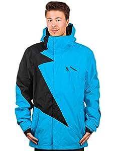 Herren Snowboard Jacke Zimtstern Flash Jacket