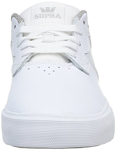 Supra Axle, Baskets mode homme Blanc (White/White)
