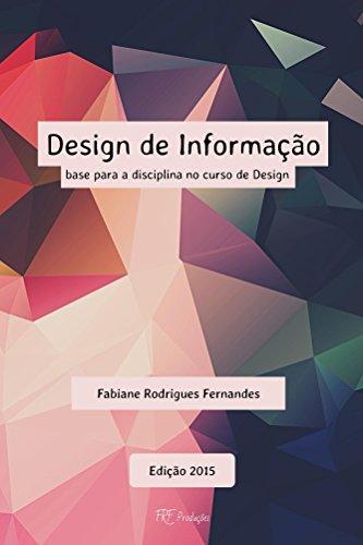 Design de Informacao: base para disciplina no curso de Design ...