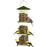 Perky-Pet 110 Mangiatoia a Silos Evenseed - Robin Feeder