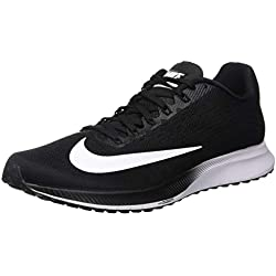Nike Air Zoom Elite 10, loopschoenen voor heren, zwart, 43 EU