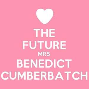 The Future Mrs Benedict Cumberbatch Coaster - 9cm Square