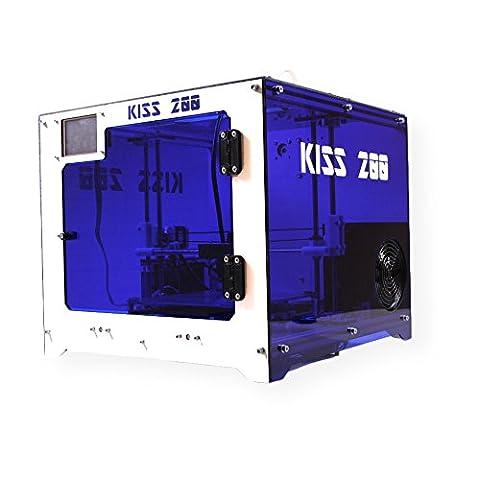 KISS 200 Professioneller 3D-Drucker Bausatz