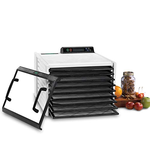 41Qg2BFxk3L. SS500  - LIXHGJ Food Dehydrator, Household Electric Dehumidifier 9 Layer Tray Constant Temperature Drying 560W Electric Dryer