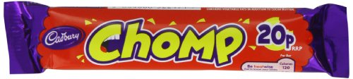 Cadbury Chocolate Chomp Bar (Pack of 60)