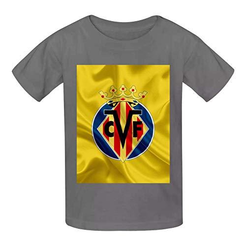 Ifufuhech Villarreal CF - Camisetas Infantiles algodón