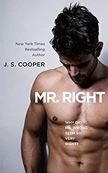 Mr. Right by [Cooper, J. S.]