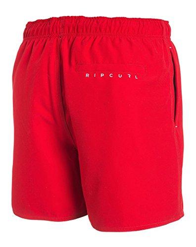 Rip Curl Herren Shorts Brash Volley 16 Zoll Baton Red