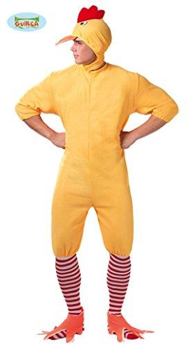 Imagen de disfraz pollito para hombre talla l = 52 54