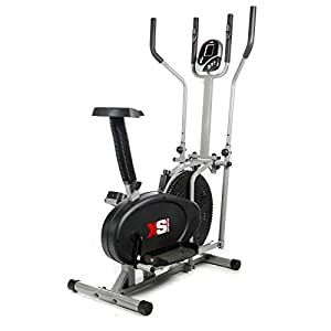 XS Sports Luna Pro 2-in1 Elliptical Cross Trainer