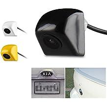 Car Rover® Universal Car Rear View Cámara de respaldo Chip CCD con la visión nocturna impermeable (negro)