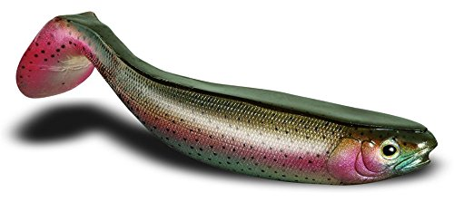 Jackson The Shad Gummifische , Länge:15cm;Farbe:Trout-Forelle