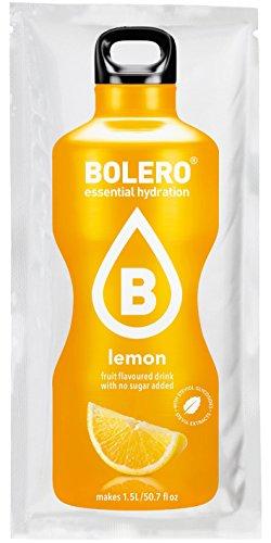 Bolero Drink - Zitrone mit Stevia (12er Pack)