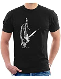 Debi Doss Official Photography - Chuck Berry Imperial College London 1973 Men's T-Shirt