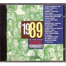 Les plus belles chansons françaises 1989 CD