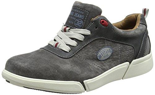 Mustang Herren 4122-303-20 Sneaker, Grau (Dunkelgrau), 43 EU