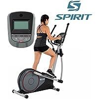 Preisvergleich für Spirit Profi Crosstrainer DRE 40 Ellipsentrainer Heimtrainer Fitness Ergometer