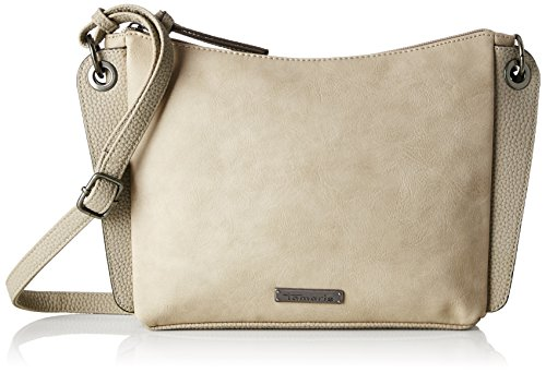 Tamaris - Giusy Crossbody Bag, Borse a tracolla Donna Beige (Pepper Comb)