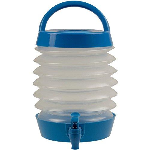 klappbar Getränke Behälter - Hält bis zu 3,3 l